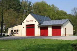 Feuerwehrdepot Th.Wiesenbad